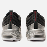 Кроссовки Nike Air Max 97 QS Black/Varsity Red/Metallic Silver/White фото- 4