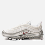 Кроссовки Nike Air Max 97 QS White/Varsity Red/Metallic Silver/Black фото- 1