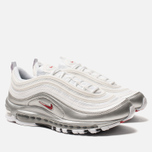 Кроссовки Nike Air Max 97 QS White/Varsity Red/Metallic Silver/Black фото- 2