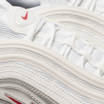 Кроссовки Nike Air Max 97 QS White/Varsity Red/Metallic Silver/Black фото- 6
