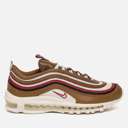 Кроссовки Nike Air Max 97 TT Premium Pull Tab Pack Ale Brown/Sail/Gym Red/Black