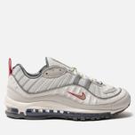 Кроссовки Nike Air Max 98 Summit White/Metallic Silver фото- 0