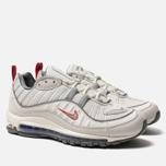 Кроссовки Nike Air Max 98 Summit White/Metallic Silver фото- 1