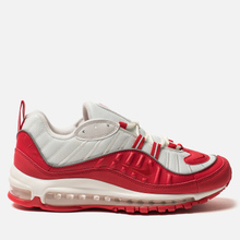 Кроссовки Nike Air Max 98 University Red/University Red фото- 3