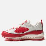 Кроссовки Nike Air Max 98 University Red/University Red фото- 2