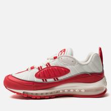 Кроссовки Nike Air Max 98 University Red/University Red фото- 5