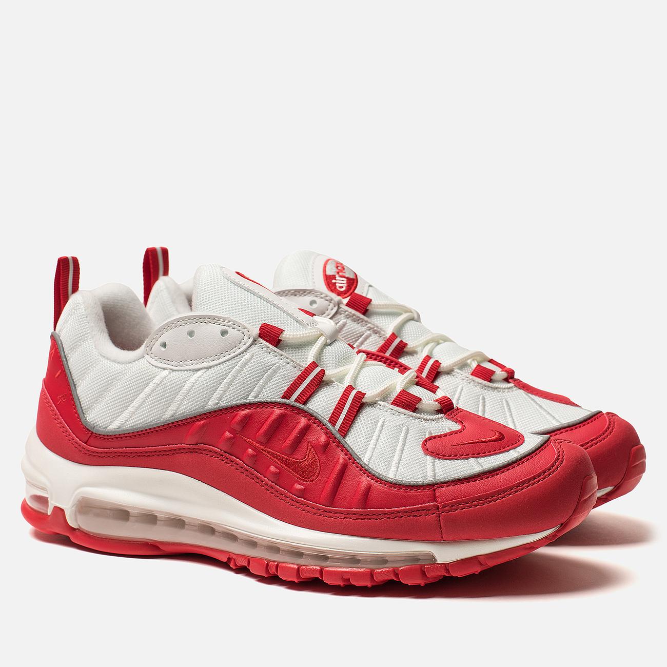 Кроссовки Nike Air Max 98 University Red/University Red