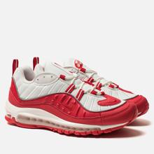 Кроссовки Nike Air Max 98 University Red/University Red фото- 0