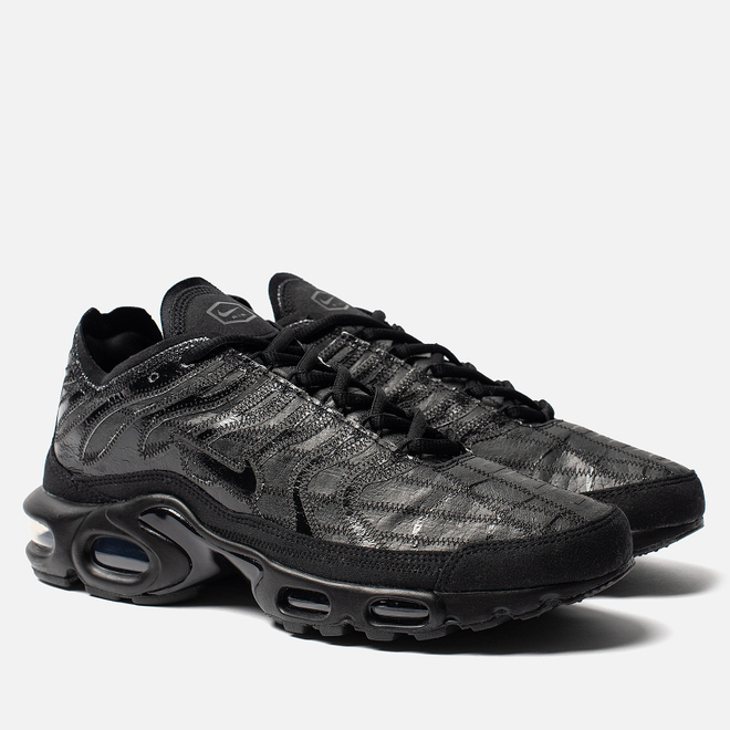 Кроссовки Nike Air Max Plus Deconstructed Black/Black/Anthracite
