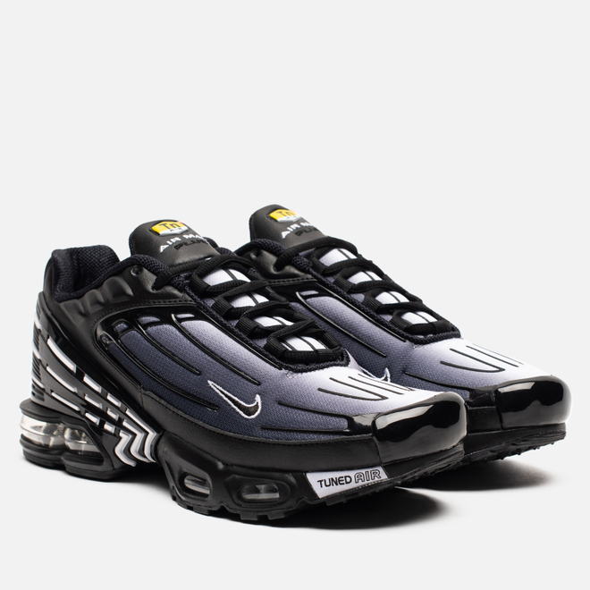 Кроссовки Nike Air Max Plus III Black/Black/White
