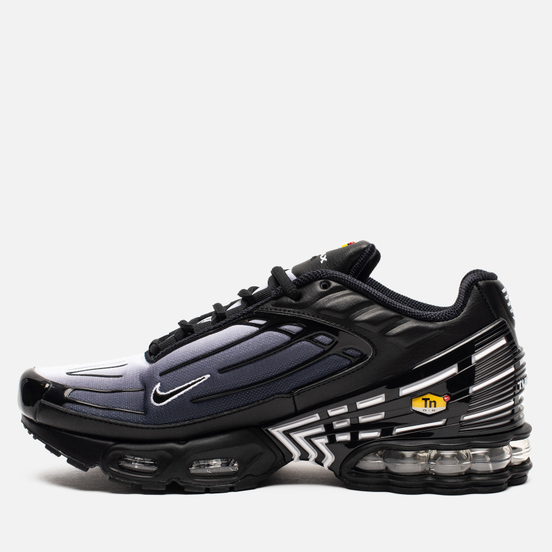 Кроссовки Nike Air Max Plus III Black/Black/White