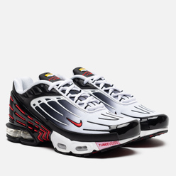 Мужские кроссовки Nike Air Max Plus III Black/University Red/White/Black