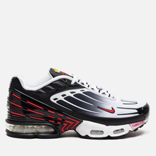 Кроссовки Nike Air Max Plus III Black/University Red/White/Black фото- 3