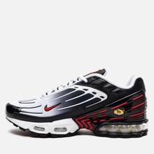 Кроссовки Nike Air Max Plus III Black/University Red/White/Black фото- 5