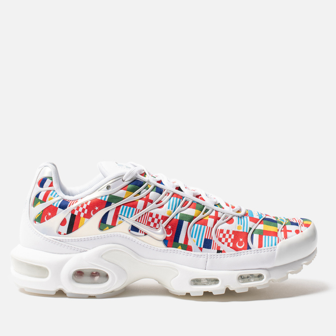 Кроссовки Nike Air Max Plus NIC QS White/Multicolor