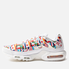 Кроссовки Nike Air Max Plus NIC QS White/Multicolor фото- 5