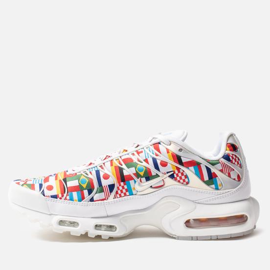 Кроссовки Nike Air Max Plus NIC QS White/Multicolor