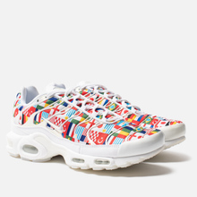 Кроссовки Nike Air Max Plus NIC QS White/Multicolor фото- 0