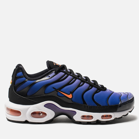 Кроссовки Nike Air Max Plus OG Black/Total Orange/Voltage Purple