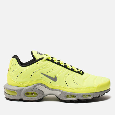 Кроссовки Nike Air Max Plus PRM Volt/Matte Silver/Wolf Grey/Black