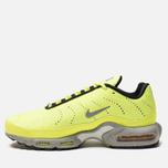 Кроссовки Nike Air Max Plus PRM Volt/Matte Silver/Wolf Grey/Black фото- 1