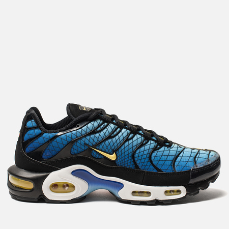 Кроссовки Nike Air Max Plus TN SE Black/Chile Red/Tour Yellow/Team Orange
