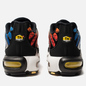 Кроссовки Nike Air Max Plus TN SE Black/Chile Red/Tour Yellow/Team Orange фото - 2