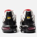 Кроссовки Nike Air Max Plus White/Black/Pure Platinum фото- 3