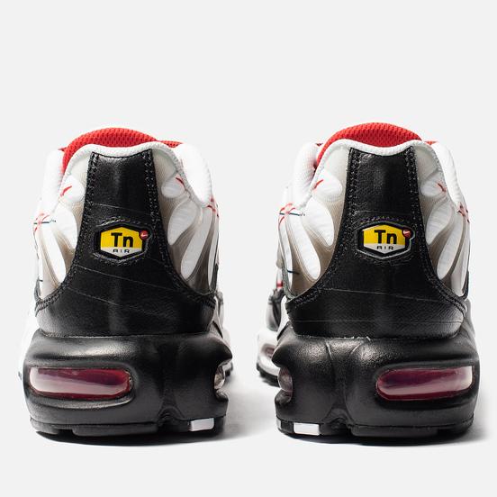 Кроссовки Nike Air Max Plus White/Black/Pure Platinum