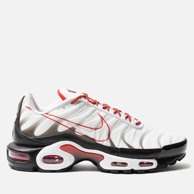 Кроссовки Nike Air Max Plus White/Black/Pure Platinum
