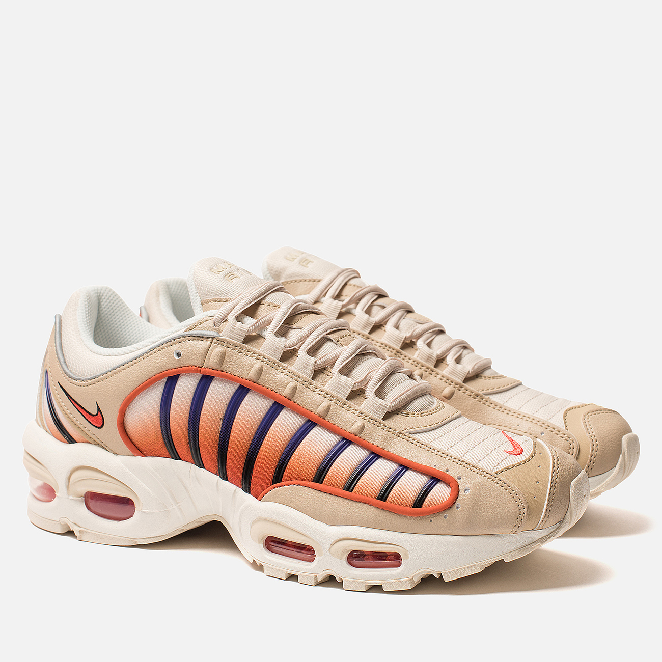 Кроссовки Nike Air Max Tailwind IV Desert Ore/Team Orange/Campfire Orange
