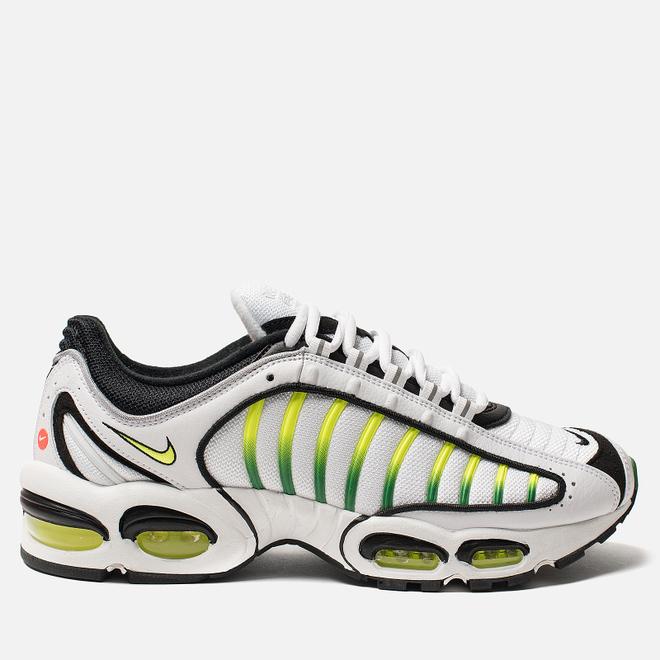 Кроссовки Nike Air Max Tailwind IV White/Volt/Black/Aloe Verde