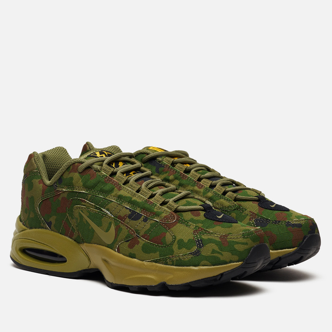 Кроссовки Nike Air Max Triax 96 SP Safari/Thermal Green/Light Chocolate/Black