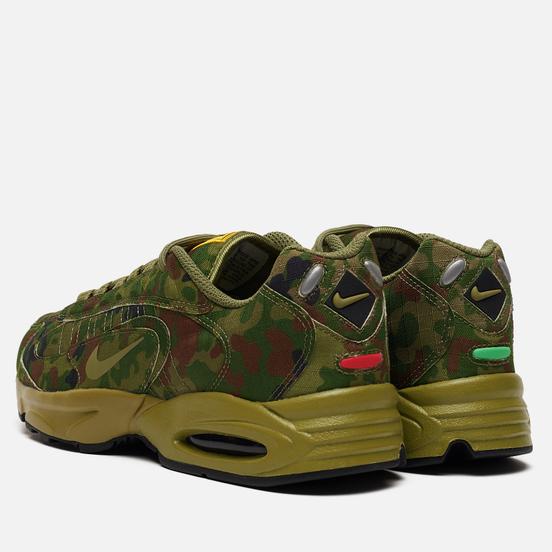 Кроссовки Nike Air Max Triax 96 SP Safari/Thermal Green/Light Chocolate/Black