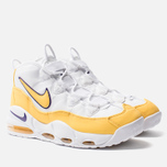 Кроссовки Nike Air Max Uptempo 95 Lakers White/Amarillo/Court Purple фото- 1