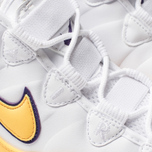 Кроссовки Nike Air Max Uptempo 95 Lakers White/Amarillo/Court Purple фото- 6