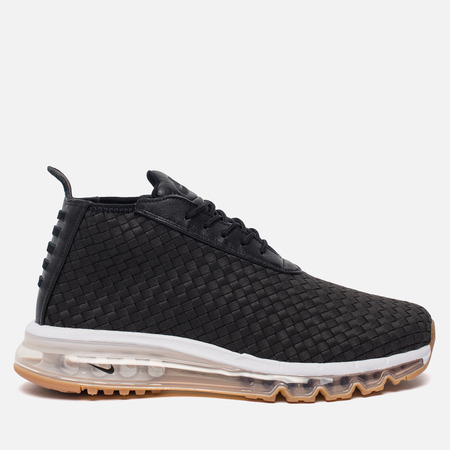 Кроссовки Nike Air Max Woven Boot Black/Black/True White/Gum Light Brown