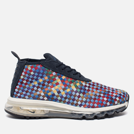 Кроссовки Nike Air Max Woven Boot SE Dark Obsidian/Dark Obsidian/True White