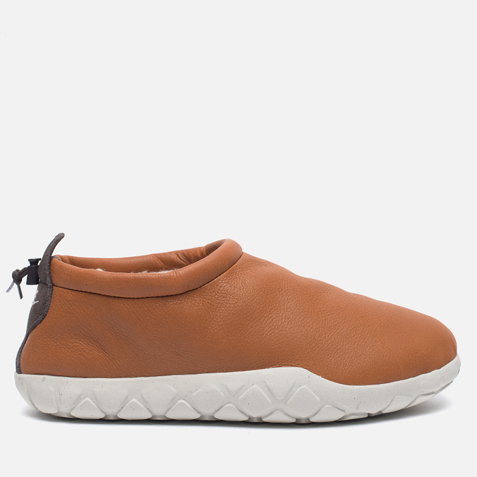 Кроссовки Nike Air Moc Bomber Brown/White