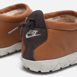 Кроссовки Nike Air Moc Bomber Brown/White фото- 3