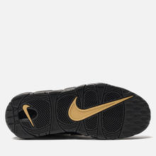 Кроссовки Nike Air More Uptempo '96 France QS IP Black/Metallic Gold фото- 4