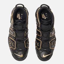 Кроссовки Nike Air More Uptempo '96 France QS IP Black/Metallic Gold фото- 1