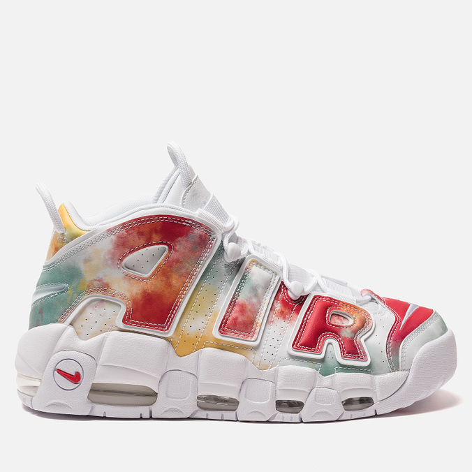 new arrival 44aaf 3a008 Кроссовки Nike Air More Uptempo  96 London QS IP Amarillo White Speed Red  ...