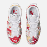 Кроссовки Nike Air More Uptempo  96 London QS IP Amarillo White Speed Red 3b0987628