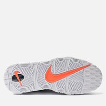 Кроссовки Nike Air More Uptempo 96 QS White/Obsidian/Total Orange фото- 4