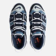 Кроссовки Nike Air More Uptempo 96 QS White/Obsidian/Total Orange фото- 1