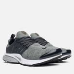 Мужские кроссовки Nike Air Presto TP QS Tumbled Grey/Anthracite/White/Black фото- 1