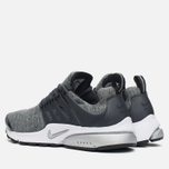 Мужские кроссовки Nike Air Presto TP QS Tumbled Grey/Anthracite/White/Black фото- 2