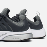 Мужские кроссовки Nike Air Presto TP QS Tumbled Grey/Anthracite/White/Black фото- 5