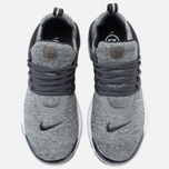 Мужские кроссовки Nike Air Presto TP QS Tumbled Grey/Anthracite/White/Black фото- 4